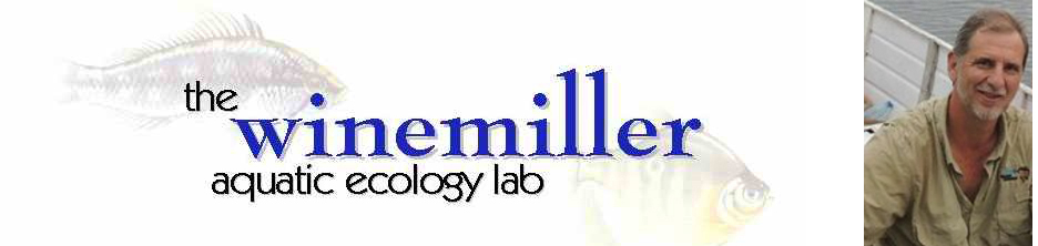 Winemiller Aquatic Ecology Lab