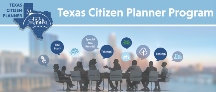 Texas Citizen Planner Program