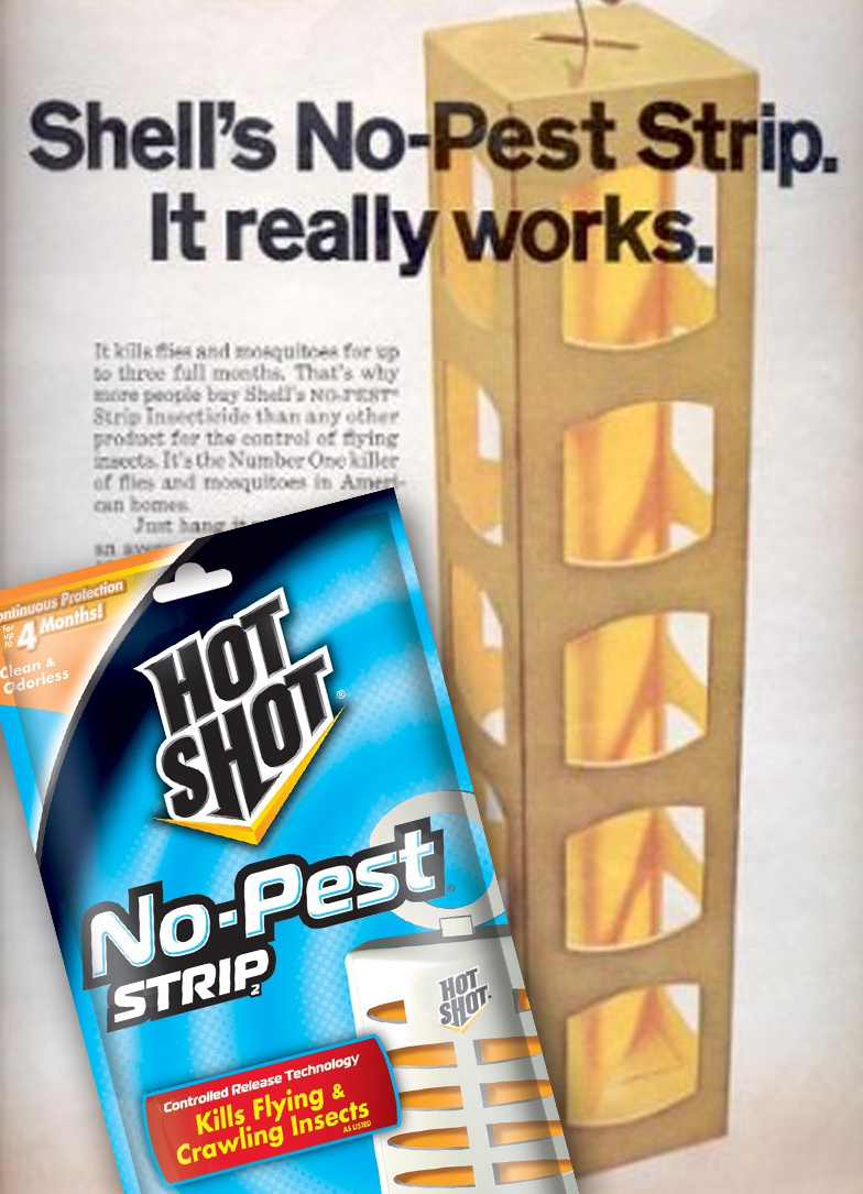 Shell No Pest Strip