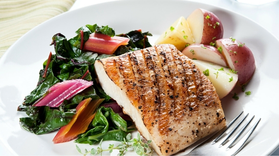 Dinner tonight for Healthiest fish to eat for weight loss