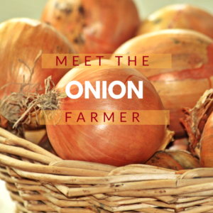 Meet the Onion Farmer - Icon