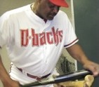 """Don Baylor bones bat"""