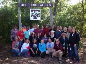 Challenge Works- Ropes Course