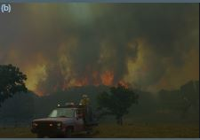 Rising Great Plains Fire